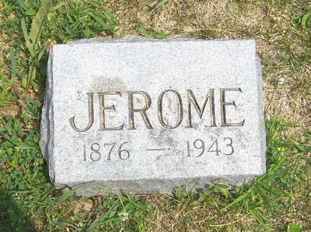 FLYNN, JEROME - Shelby County, Iowa   JEROME FLYNN