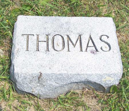 FLYNN, THOMAS - Shelby County, Iowa | THOMAS FLYNN