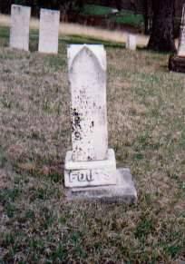 FOUTS, CORA A. - Shelby County, Iowa | CORA A. FOUTS