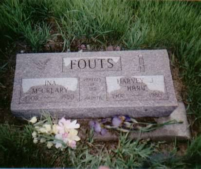 FOUTS, HARVEY J. - Shelby County, Iowa | HARVEY J. FOUTS