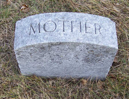 FRAZEY, MARY L. (MOTHER) - Shelby County, Iowa | MARY L. (MOTHER) FRAZEY