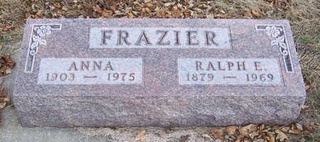 FRAZIER, RALPH E. - Shelby County, Iowa | RALPH E. FRAZIER
