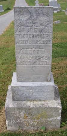 FREDERICKSEN, ANDREW J. - Shelby County, Iowa | ANDREW J. FREDERICKSEN