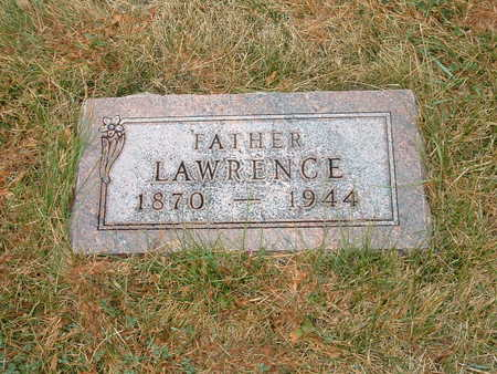 FREDERICKSON, LAWRENCE - Shelby County, Iowa   LAWRENCE FREDERICKSON