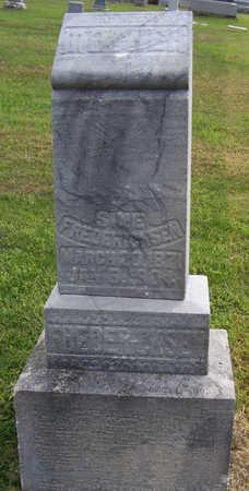 FREDERICKSEN, SINE (MOTHER) - Shelby County, Iowa   SINE (MOTHER) FREDERICKSEN