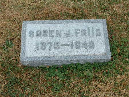 FRIES, SOREN J - Shelby County, Iowa | SOREN J FRIES