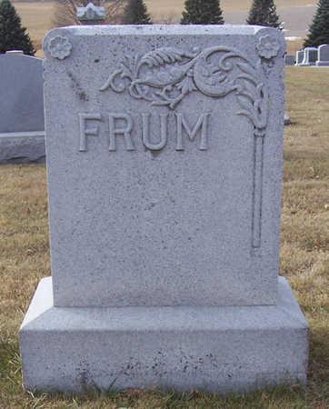 FRUM, (LOT) - Shelby County, Iowa | (LOT) FRUM