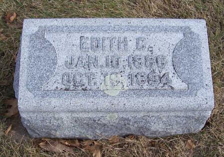 FRUM, EDITH C. - Shelby County, Iowa   EDITH C. FRUM