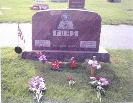 FUHS, JOHN J. AND KUNIGUNDA - Shelby County, Iowa   JOHN J. AND KUNIGUNDA FUHS