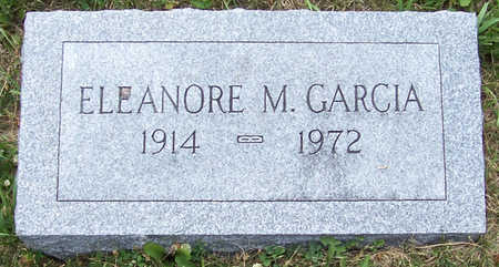 GARCIA, ELEANORE M. - Shelby County, Iowa | ELEANORE M. GARCIA