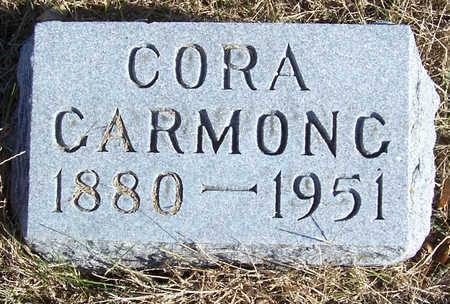 GARMONG, CORA - Shelby County, Iowa | CORA GARMONG