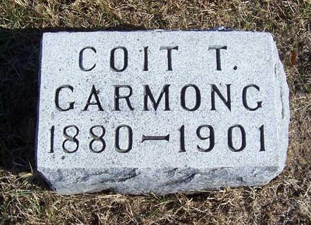 GARMONG, COIT T. - Shelby County, Iowa | COIT T. GARMONG
