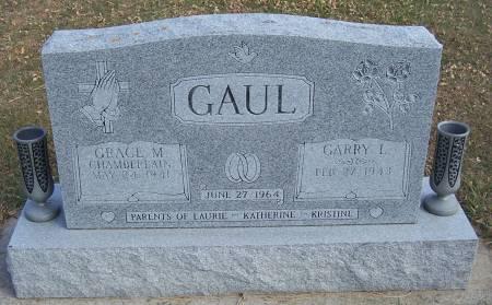 CHAMBERLAIN GAUL, GRACE M. - Shelby County, Iowa | GRACE M. CHAMBERLAIN GAUL