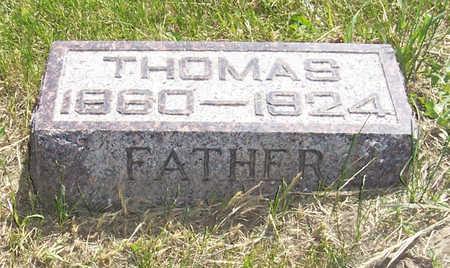 GERRATT, THOMAS - Shelby County, Iowa | THOMAS GERRATT