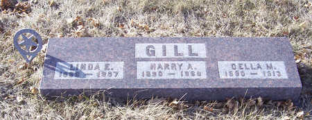 GILL, HARRY A, - Shelby County, Iowa | HARRY A, GILL