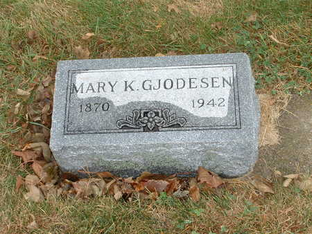 GJODESEN, MARY K - Shelby County, Iowa | MARY K GJODESEN