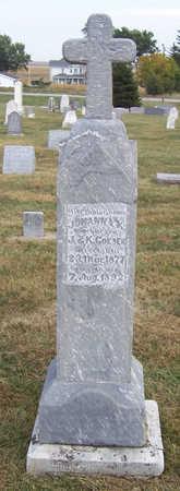 GOESER, JOHANNA K. - Shelby County, Iowa | JOHANNA K. GOESER