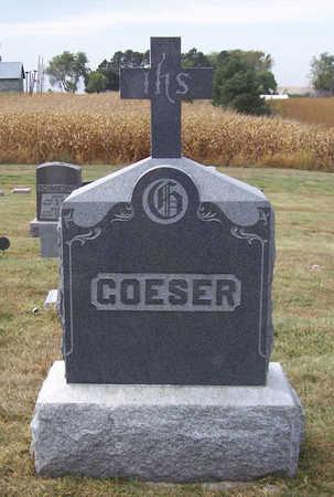 GOESER, JOSEPH & CATHERINA (LOT) - Shelby County, Iowa | JOSEPH & CATHERINA (LOT) GOESER