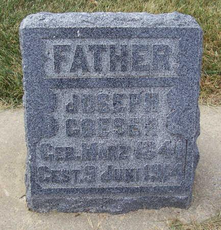 GOESER, JOSEPH (FATHER) - Shelby County, Iowa   JOSEPH (FATHER) GOESER