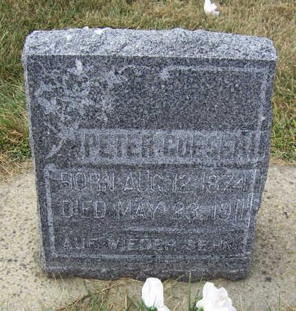 GOESER, PETER - Shelby County, Iowa | PETER GOESER