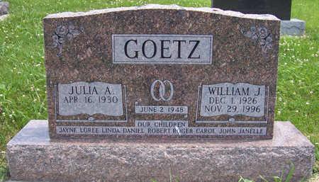 GOETZ, WILLIAM J. - Shelby County, Iowa | WILLIAM J. GOETZ