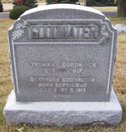 GOODWATER, TRUMAN - Shelby County, Iowa | TRUMAN GOODWATER