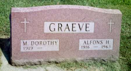 GRAEVE, ALFONS H. - Shelby County, Iowa | ALFONS H. GRAEVE