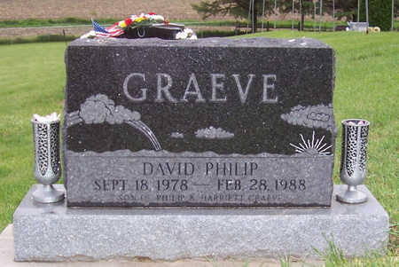 GRAEVE, DAVID PHILIP - Shelby County, Iowa | DAVID PHILIP GRAEVE