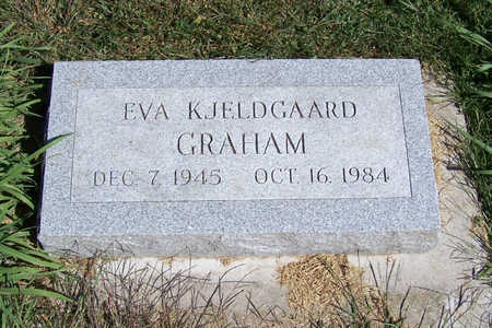 KJELDGAARD GRAHAM, EVA - Shelby County, Iowa | EVA KJELDGAARD GRAHAM