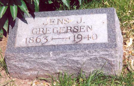 GREGERSEN, JENS J. - Shelby County, Iowa   JENS J. GREGERSEN