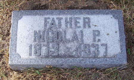 GREGERSEN, NICOLAI P. (FATHER) - Shelby County, Iowa | NICOLAI P. (FATHER) GREGERSEN