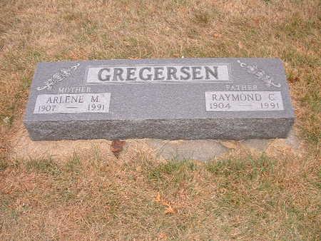 FRIES GREGERSEN, ARLENE M - Shelby County, Iowa | ARLENE M FRIES GREGERSEN