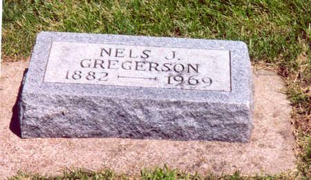 GREGERSON, NELS J. - Shelby County, Iowa | NELS J. GREGERSON