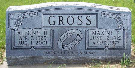 GROSS, ALFONS H. - Shelby County, Iowa | ALFONS H. GROSS