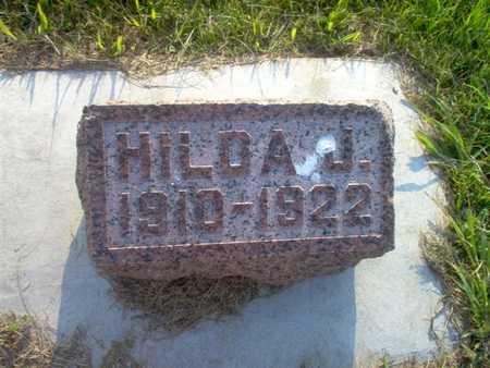 GRUND, HILDA J. - Shelby County, Iowa   HILDA J. GRUND