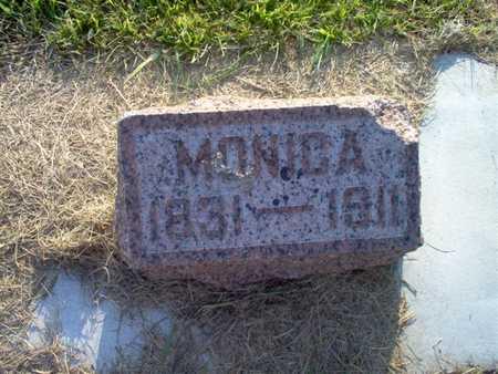 GRUND, MONICA - Shelby County, Iowa   MONICA GRUND