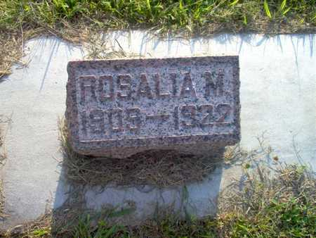 GRUND, ROSALIA M. - Shelby County, Iowa | ROSALIA M. GRUND