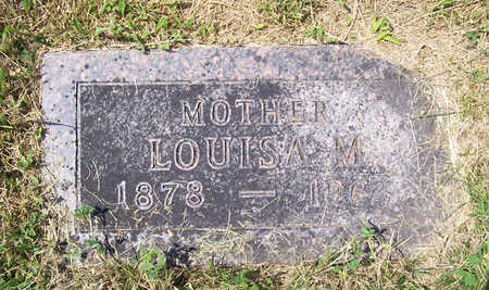 GUBBELS, LOUISA M. (MOTHER) - Shelby County, Iowa | LOUISA M. (MOTHER) GUBBELS