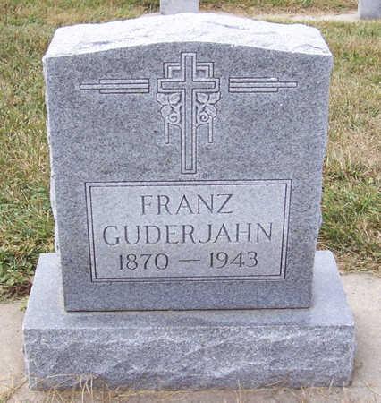 GUDERJAHN, FRANZ - Shelby County, Iowa | FRANZ GUDERJAHN
