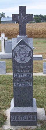 GUDERJAHN, GOTTLIEB & MATEZENA - Shelby County, Iowa | GOTTLIEB & MATEZENA GUDERJAHN