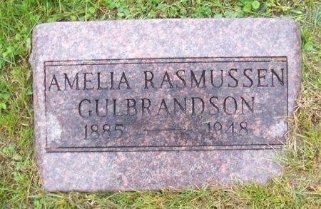 RASMUSSEN GULBRANDSON, AMELIA - Shelby County, Iowa | AMELIA RASMUSSEN GULBRANDSON