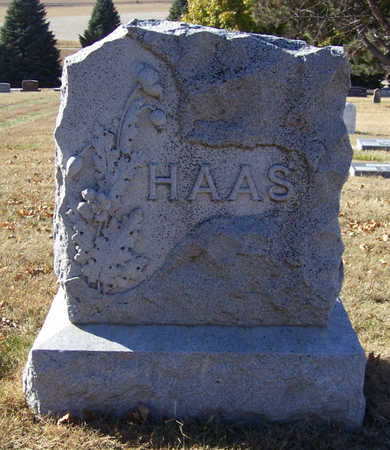 HAAS, GEORGE & MARY (LOT) - Shelby County, Iowa | GEORGE & MARY (LOT) HAAS