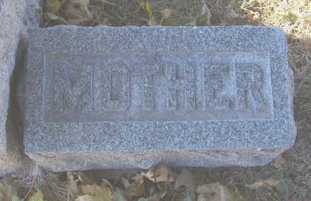 HAGEDORN, LOUISE (MOTHER) - Shelby County, Iowa | LOUISE (MOTHER) HAGEDORN