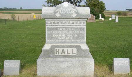 HALL, EMMALINE - Shelby County, Iowa   EMMALINE HALL