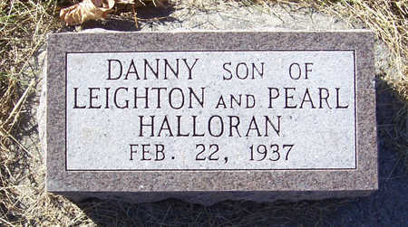 HALLORAN, DANNY - Shelby County, Iowa | DANNY HALLORAN
