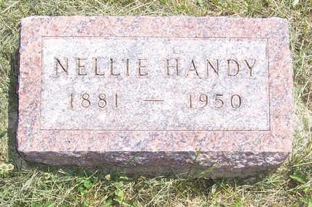 HANDY, NELLIE - Shelby County, Iowa | NELLIE HANDY