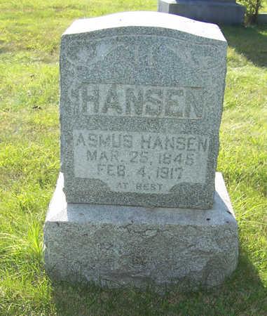 HANSEN, ASMUS - Shelby County, Iowa | ASMUS HANSEN