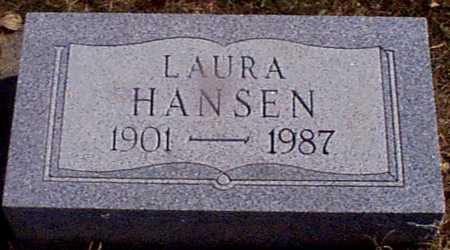 HANSEN, LAURA - Shelby County, Iowa | LAURA HANSEN