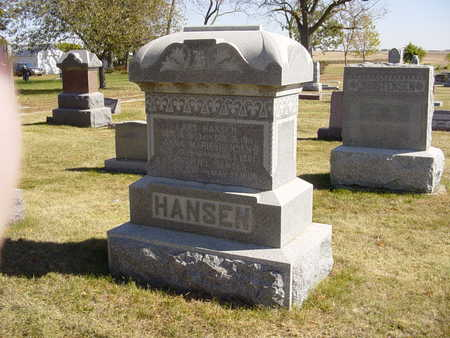 HANSEN, LARS - Shelby County, Iowa | LARS HANSEN
