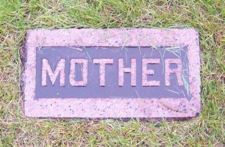 HANSEN, MARIE (MOTHER) - Shelby County, Iowa | MARIE (MOTHER) HANSEN